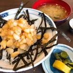 志のざき - 料理写真:貝丼