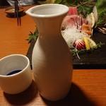 個室地鶏酒場 御蔵 - 日本酒 名城