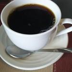 カフェリーブル - ドリンク写真:ホットコーヒ