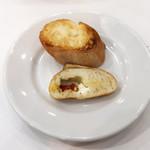 ラ ゴッチャ トウキョウ - イチヂクとクリームチーズ