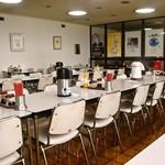 第二合同庁舎 食堂 - 内観