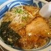 林家 - 料理写真:魚介系中華そば650円