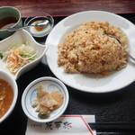 中華料理 漢華林 - 料理写真:肉炒飯 2019.6月