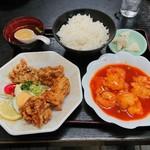中華料理 哲ちゃん - 料理写真:ランチ 810円