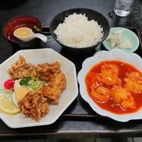 中華料理 哲ちゃん-ランチ 810円