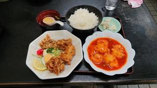 中華料理 哲ちゃん - ランチ 810円