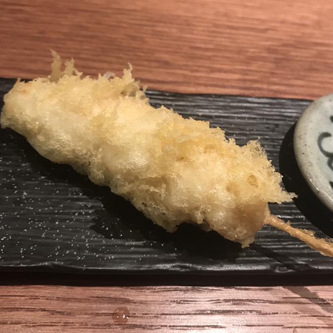 恵比寿天ぷら串 山本家