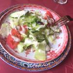 モロッコ タジンや - サラダ