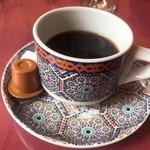 モロッコ タジンや - コーヒー