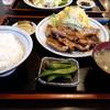 味喜 - 料理写真:生姜焼肉定食(950円)