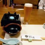 粋乃屋 - 生ビール
