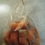 お菓子のワイユー - ソフトドーナツ(5個入300円)