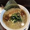 ラーメン ヤスオ - 料理写真:ラうどん(太麺) 130グラム アブラ多めショウガ 700円