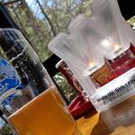 もみの木 - ドリンク写真:穂高ビール~☆