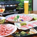 石鍋のぐち 白金邸 - 料理写真: