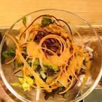丸の内 タニタ食堂 - セットサラダ