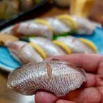 109962785 - 小鯛寿司 1850円