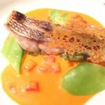 松原亭 - 本日の魚料理から