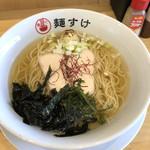 中華そば麺すけ - 料理写真: