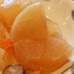 ちばチャン - 大根と人参の煮物