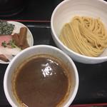 縁道 - 料理写真:つけ麺 並
