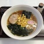増田屋 - 料理写真:ラーメン 650円