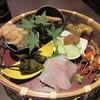 久 - 料理写真:「旬菜七点盛り」