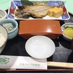 大洗ゴルフ倶楽部 レストラン - 料理写真:朝食 和食