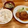 Sankichi - 料理写真:チキンカツ定食(780円)
