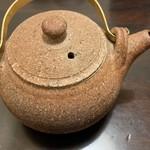 野麦 - 蕎麦湯