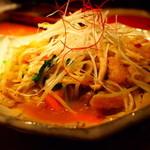 10998333 - [2011.12.30] 青菜となんこつの炒め物