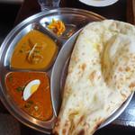インド・ネパール料理 SITA - 2種のカレーセット…1000円