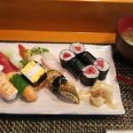 玄海鮨 - 貝汁も並べ コンプリート