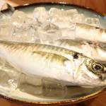 お魚とおばんざい なんばなかじゅにや - 捌きたて!アジフライ