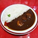 喜久屋カレー店 - ホタテカレー