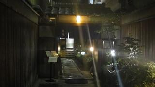 吉寅 - お店入り口