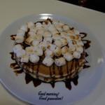 109994215 - スモアパンケーキ