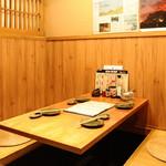ご当地酒場 長崎県五島列島 小値賀町 - 内観個室