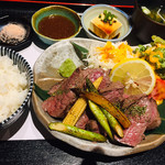Abond - ステーキ定食