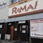 ラマイ - 札幌ドームの近く