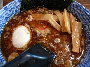 自家製麺つけ麺 紅葉