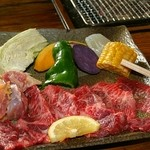 110265 - 蔵定食の肉