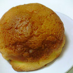 ブーランジェリー トースト - メープルメロンパン(160円) とてもおいしい