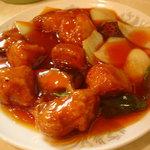 中華 麺琢 - 料理写真:酢豚