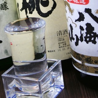 ◆日本酒・焼酎を種類豊富にご用意◆