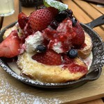 OUTDOOR CAFE MEER LOUNGE - Very berry berry