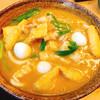 勢川  - 料理写真:カレーうどん!フィルター有り