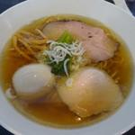 110004699 - 煮干soba味玉  900円