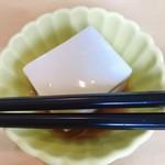 とうふや豆蔵 - 豆腐バーの一つ