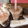 Chai Tea Cafe - 料理写真:タピオカ バナナラッシー ‥580円 黒蜜きなこチャイ ‥580円 チーズタルト、チャイタルト ‥各350円